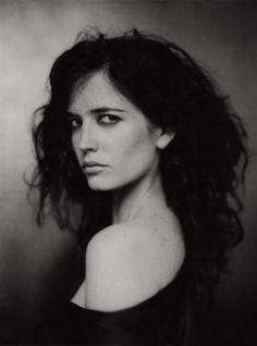 Eva Green // by Roversi.