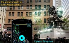 In what was inspired by the film and TV work of J.J. Abrams, Google's Ninantic Labs has released a new multi-player gaming app based around mind control.