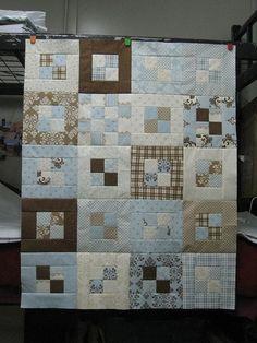 So easy quilt