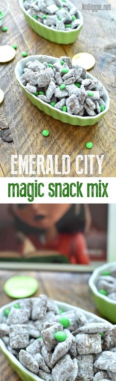 Emerald City magic s