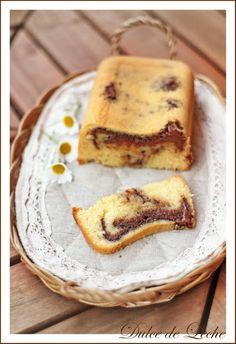 Dulce de Leche: Nutella bread