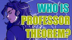 New video on our #YouTube channel. Who is Professor Theorem? (ft. Sue Price) sue_p7 Learn more about the newest villain in  Powers Squared.