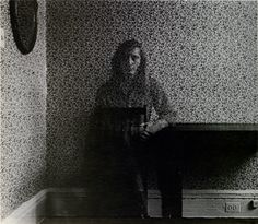 Duane Michals, True Identity of Man: Man as spirit, 1972