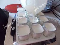 Fromage blanc à la Multidélices - Croquant Fondant Gourmand
