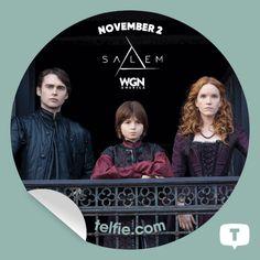 #SalemWGN: Coming Soon (3rd Sticker)