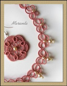 Ankars-tatting and beads - View topic - Forum HobbyPortal.ru