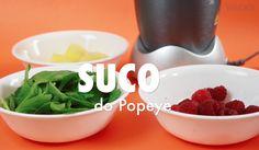 Com espinafre é saudável, delicioso e muito fácil de fazer.