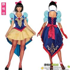 Cute Snow White Costume #a66marketing #completelycosplay