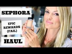 EPIC REWARDS (FAIL) Sephora Haul