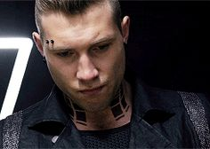 Jai Courtney Eric Divergent