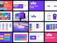 Brand Guidelines Design, Logo Guidelines, Brand Identity Design, Branding Design, Logo Design, Graphic Design, Brand Manual, Brand Book, Brand Style Guide