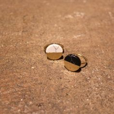 TODAYFUL |Marble Combi Ring