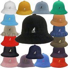 776bd52aa2119 Details about Authentic KANGOL Bermuda Casual Bucket Cap Hat 0397BC Sizes S  M L XL XXL