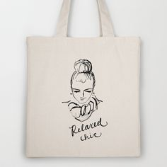 Relaxed Chic Tote Bag