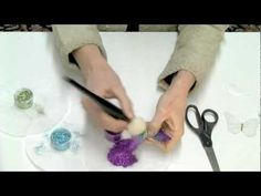 Jammie Class: Dimensional Butterflies and Card - YouTube