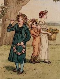 A smock-frock is an outer garment traditionally worn by rural workers in parts of England and Wales from the early eighteenth century. Types of smock-frocks The round smock is a pullover style with an open neckline and a flat, round collar. The shirt smock or Surrey smock is styled like a man's shirt, with a collar and a short placket opening in the front. It is not reversible. The coat smock worn by Welsh shepherds is long and buttons up the front in the manner of a coat