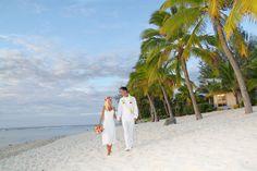 Destination wedding at Crown Beach Resort & Spa