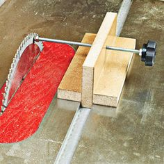 Tablesaw Jigs and Accessories