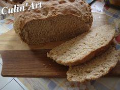 Szódabikarbónás-joghurtos kenyér |