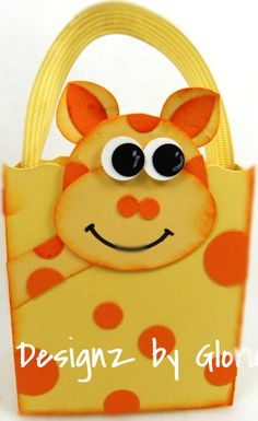 Giraffe bag, lovee!!!!