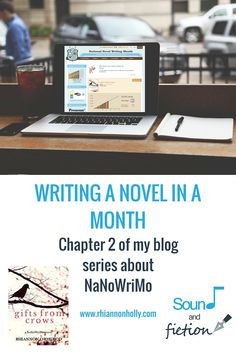 Latest blog: #Writing a novel in a month - Chapter 2 of my #blog series about #NaNoWriMo (National Novel Writing Month) now on Sound and Fiction  #AmWriting #novels #50000words #challenge #soundandfiction