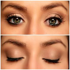 Beauty eyes Pinterest makeup Makeup Cat  and green Lashes look   Eyes Eyeliner, natural & on