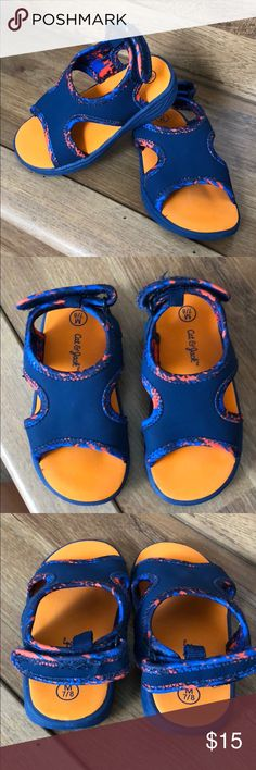 Toddler SIZE 7/8 Neoprene Sandal Brand New!Perfect waterproof wear for your toddler! Cat & Jack Shoes Sandals & Flip Flops