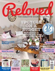 Reloved August 2014 issue! To order back issues, click here https://anthem.subscribeonline.co.uk/Back-Issues/reloved-backissues