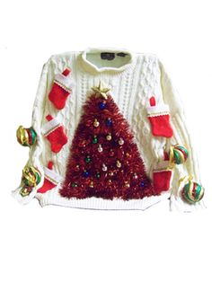20 worst christmas sweaters ever - Best Ugly Christmas Sweaters Ever