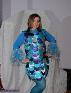 Rainbow Fish - Halloween Costume Contest via @costume_works