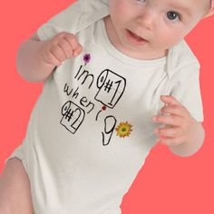 it's a onesie for the potty-training prodigy in your life.