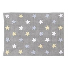 Star Pattern Rug - Castles for Rascals
