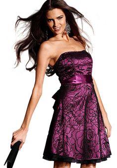 Laura scott abendkleider lang schwarz