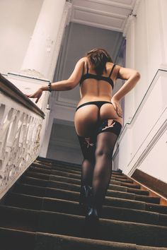 Stairway to heaven | Thomas Lmr | Hot Girls, Playmates & Amateurs |Playboy Plus