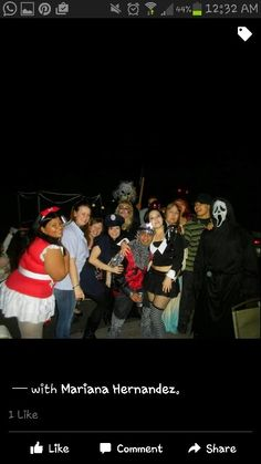 Jeaniels Halloween bday party!!