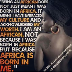 African #culture #roots