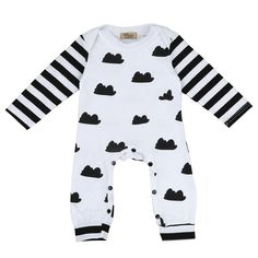 Rompers The Best Canis Newborn Baby Boy Rompers Long Sleeve Winter Panda Clothes Bebe Boys Hooded Jumpsuit Romper Outfit Zipper Rompers Baby 2018 Durable In Use Bodysuits & One-pieces