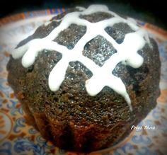 Eggless Chocolate Cupcakes / Vegan Chocolate Cupcakes