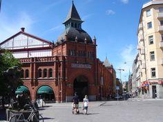 Saluhallen, Östermalms Square, Stockholm http://www.ostermalmshallen.se/