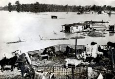 ohio river flood 1937 makeshift hospitals - Google Search