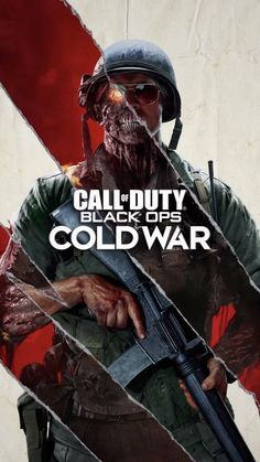 COD Black Ops Cold War: Zombie