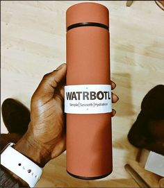 Photo Credit: @drewmula via Instagram. #WATRBOTL #InspireHydration See all colors at www.watrbotl.com