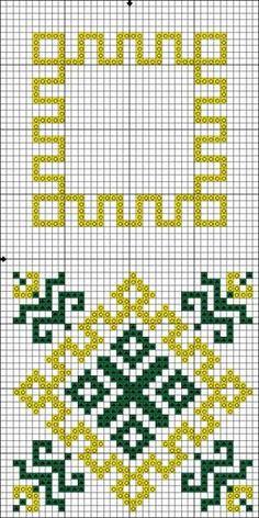 club.osinka.ru picture-7712839?p=11650674 Biscornu Cross Stitch, Tiny Cross Stitch, Cross Stitch Bookmarks, Cross Stitch Borders, Cross Stitch Alphabet, Simple Cross Stitch, Cross Stitch Designs, Cross Stitching, Cross Stitch Embroidery