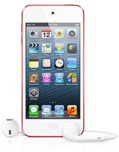 I pod nano Apple - (PRODUCT) RED - Help fight AIDS in Africa. $149.00
