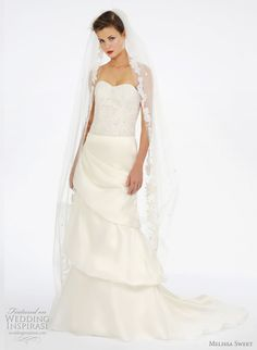 Melissa Sweet Spring 2012 Wedding Dresses | Wedding Inspirasi