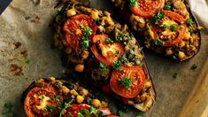 Mia Sommer har altid haft en idé om, at fyldte grøntsager er Healthy Chicken Dinner, Healthy Dinner Recipes, Healthy Snacks, Healthy Eating, Veggie Recipes, Baby Food Recipes, Vegetarian Recipes, Cooking Recipes, Food Crush