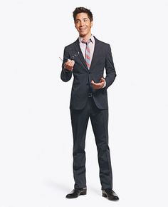 Justin long... And I think I really have a thing for a guy in a suit.
