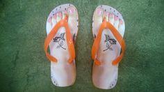 """""""Foto"""" Flip-Flops für die ganze Familie – Beney Plus Flip Flops, Sandals, Shoes, Women, Fashion, Photos, Moda, Shoes Sandals, Shoe"""