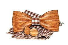Bow Tie Personalized Bow Tie Wooden bow tie Gift Idea Wooden bowties Girlfriend Present Anniversary Gift Gift Idea Personal Gift Wooden Handmade Bow Tie + Wooden Cufflinks. Handcrafted Wood Bowtie Item description: The unique and exclusive design of. Make A Bow Tie, How To Make Bows, Presents For Girlfriend, Quoi Porter, Wooden Bow Tie, Wedding Bows, Cheap Gifts, Anniversary Gifts, Personalized Gifts