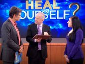 Meet the Medical Intuitive Who Says You Can Heal Yourself - Dr Oz.     It is great Dr Oz brings to light alternative ways of living a healthy lifestyle, and our own healing. Today he is bringing awareness to the truth about self healing. Gotta watch it!